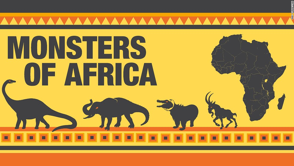 Similar to the Loch Ness Monster, Here are Africa's Mythical Creatures |